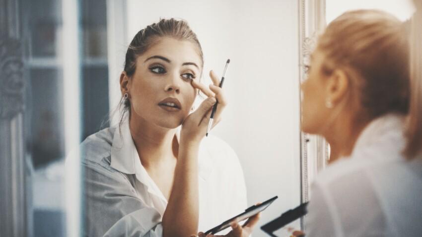 L'erreur make-up à ne pas faire avec une ombre à paupières