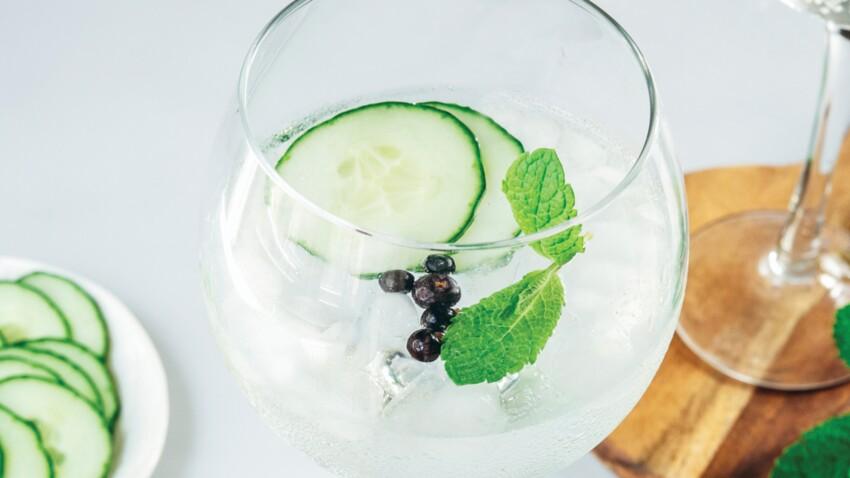 Mocktail Festi tonic blanc
