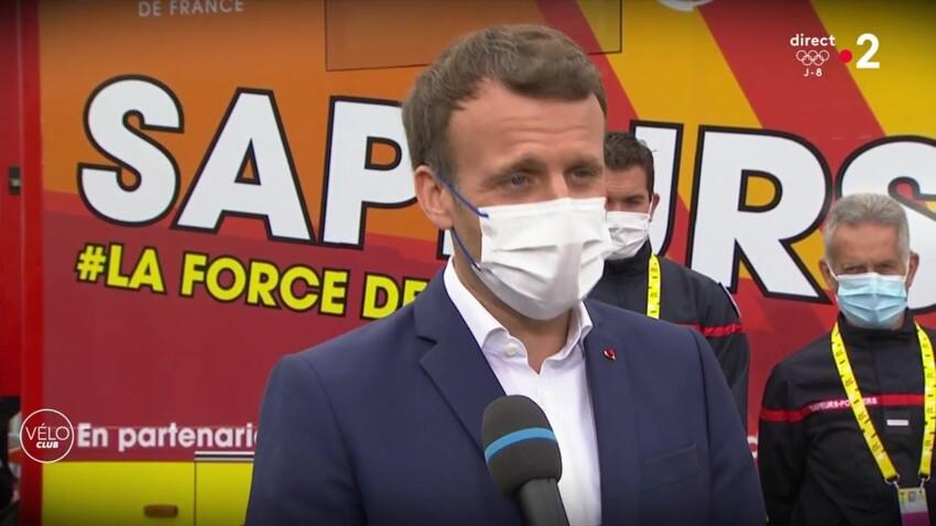 Emmanuel Macron : ce cadeau d'un petit garçon qui l'a beaucoup touché
