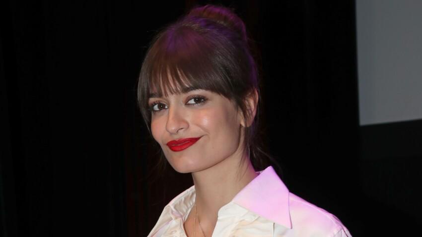 Clara Luciani s'affiche sans frange pour la première fois (wow !)