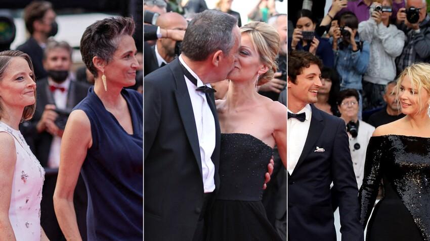 PHOTOS - Festival de Cannes : ces couples de stars, amoureux, sur le tapis rouge