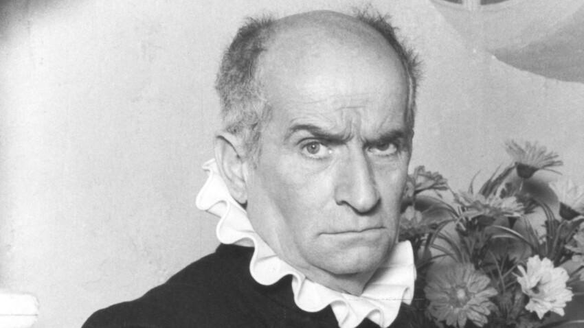 """Louis de Funès, père """"très autoritaire"""" :  les confessions déchirantes de son fils Patrick"""