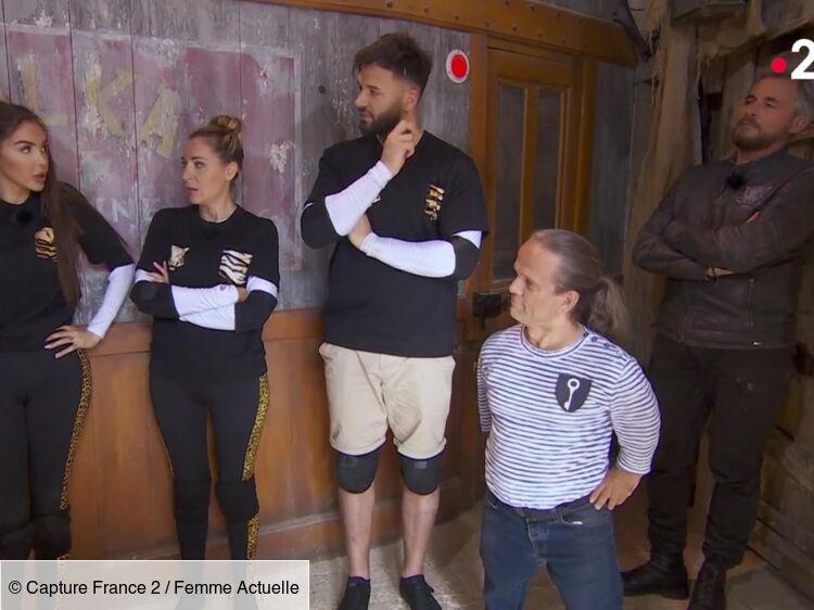 """""""Fort Boyard"""" : Nabilla à deux doigts de gifler Passe-Partout, les internautes hilares"""