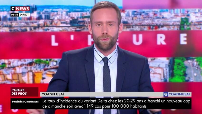 Yoann Usai : qui est le journaliste qui remplace Pascal Praud sur CNews ?