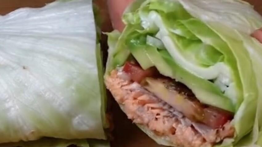 Sandwich sans pain : la recette étonnante qui fait fureur sur TikTok
