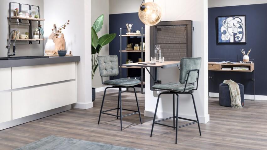 Couloir, entrée, cuisine : nos idées déco tendance pour aménager un coin bureau