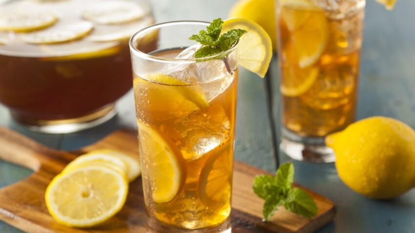 5 recettes de thé glacé à tester absolument cet été