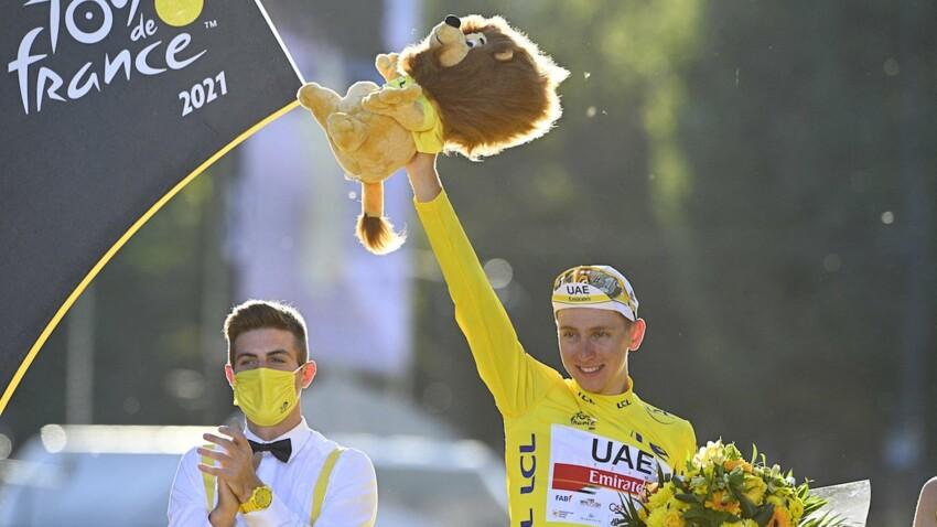 Tour de France : combien a gagné Tadej Pogacar, le vainqueur de la course ?