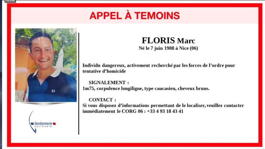 Féminicide : ce que l'on sait de Marc Floris, meurtrier présumé de Doriane Ragon, qui refusait ses avances