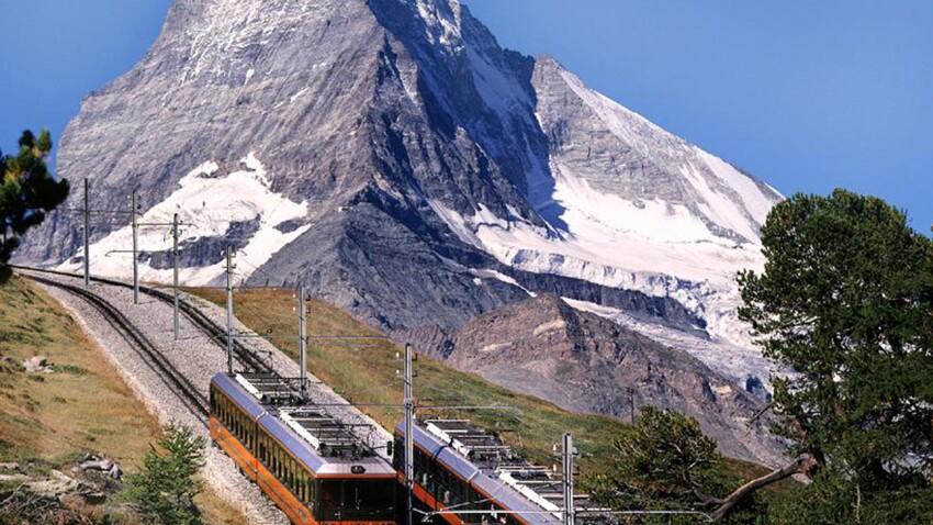Voyage en Suisse : nos idées d'escapade au fil des rails