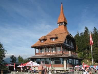 Découvrez les plus beaux sites de la Suisse en train