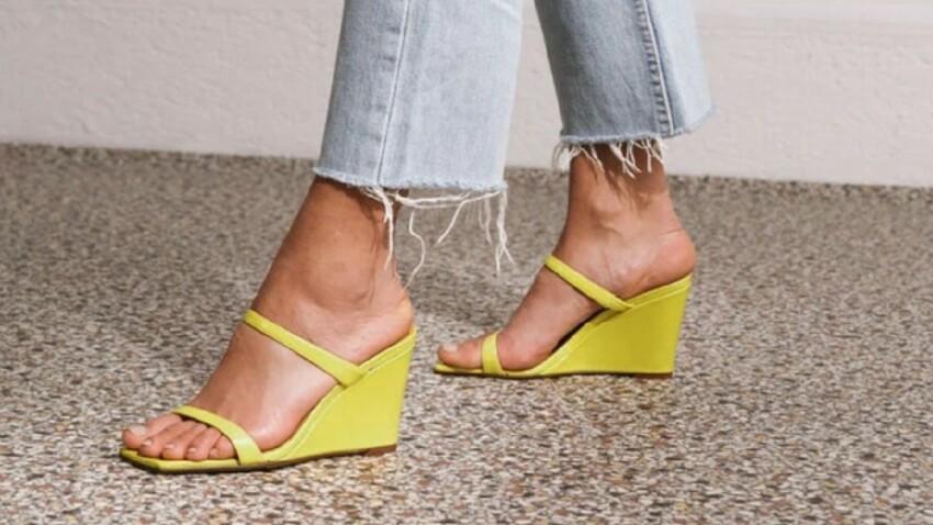 Sandales compensées : comment prendre de la hauteur avec élégance ? Conseils et nouveautés