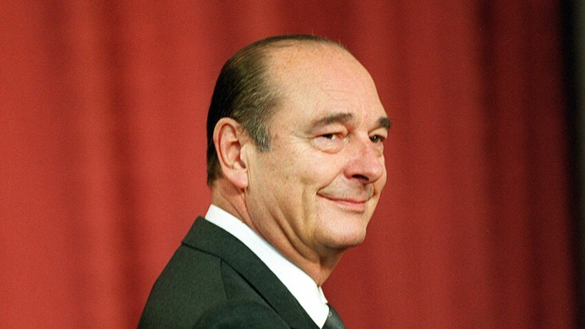 Jacques Chirac : quand l'ex-Président s'amusait d'être écouté par des espions