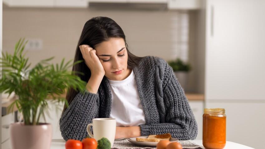 Perte d'appétit: les différentes causes possibles