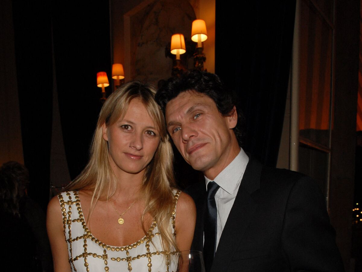 2021 Marc Lavoine His Ex Wife Sarah Poniatowski Assures That Their Divorce Is Not A Failure Current Woman The Mag