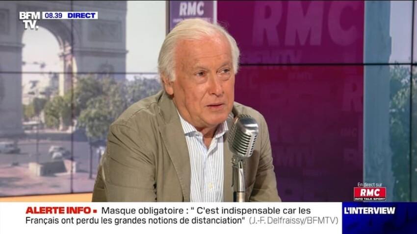Covid-19 : le retour à la normale, pas avant 2023 ? Jean-François Delfraissy alarme