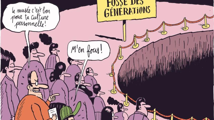 Jeunes/vieux, la guerre des générations ?