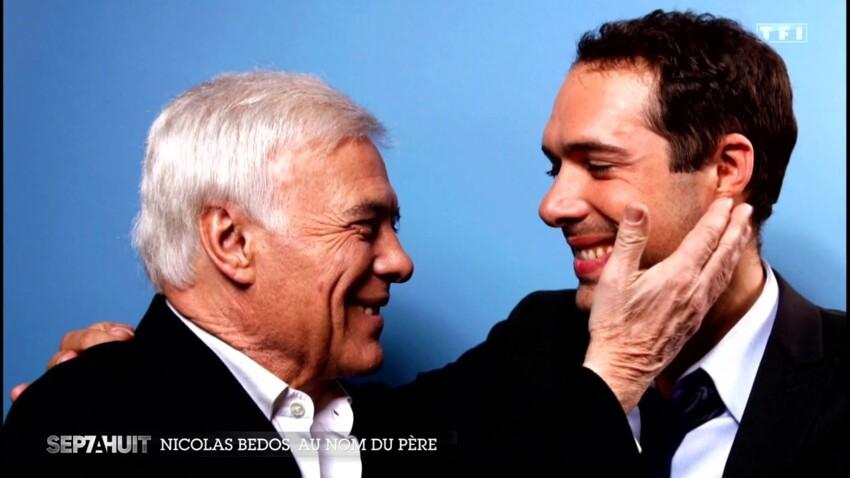 Nicolas Bedos : ses confidences touchantes sur la fin de vie de son père Guy, atteint d'Alzheimer