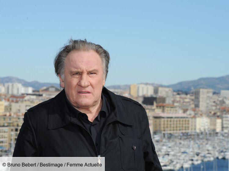 """Gérard Depardieu : """"insupportable"""" sur le tournage d'Astérix, le réalisateur balance"""