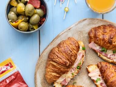 Croissants : nos meilleures recettes gourmandes sucrées ou salées