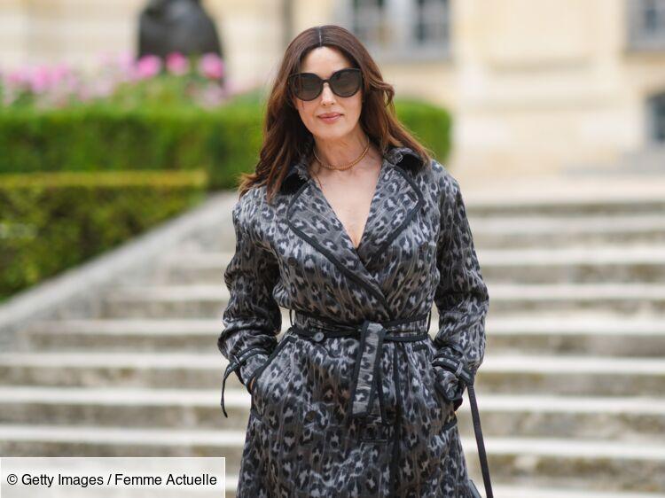 Monica Bellucci : la célèbre actrice partage un cliché qui lui donne 10 ans de moins