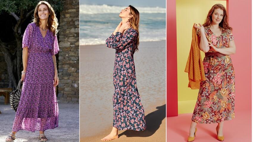 3 modèles de robes d'été à porter sans hésiter après 50 ans