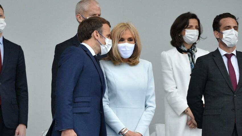 Emmanuel Macron en Polynésie sans Brigitte : cette blague osée sur la Première dame
