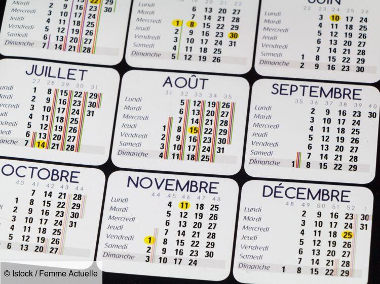 Calendrier Scolaire Zone A 2022 2023 Vacances scolaires 2022 2023 : le calendrier pour chaque zone
