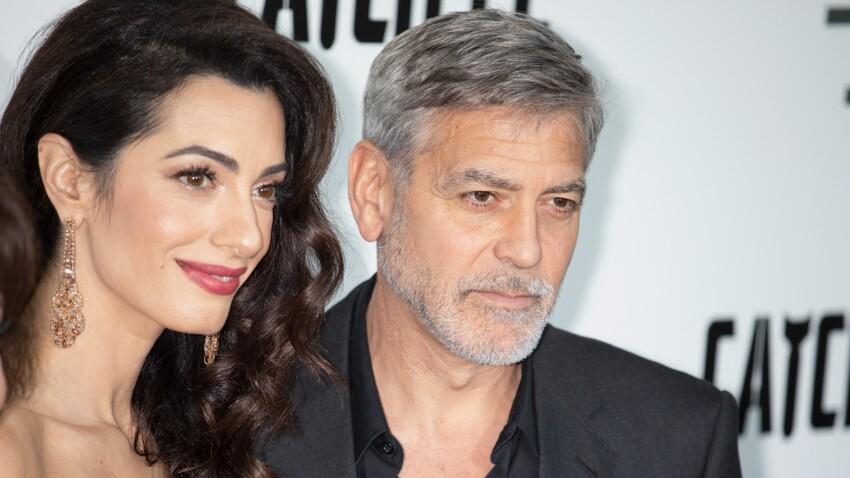 """George et Amal Clooney : leur installation dans le Var, """"en toute simplicité"""""""