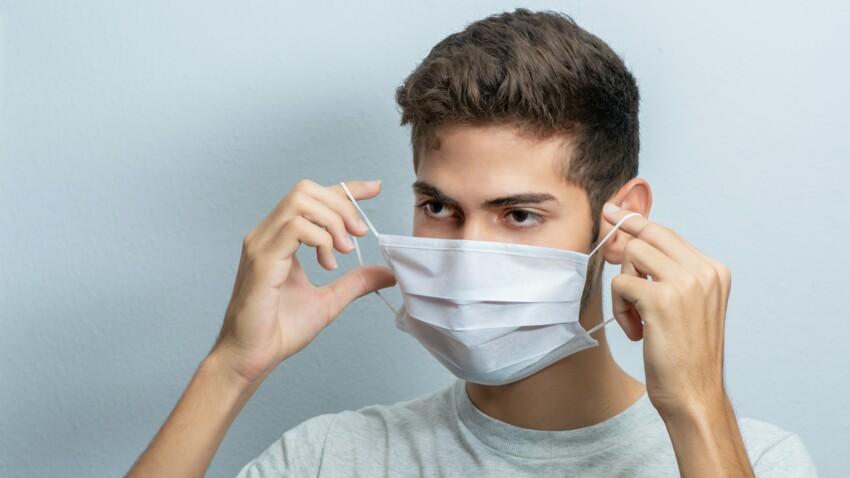 Pourquoi est-il utile de toujours porter le masque en étant vacciné ? Un médecin l'explique