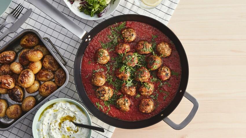 IKEA : 4 délicieuses recettes végétales pour se régaler sans viande