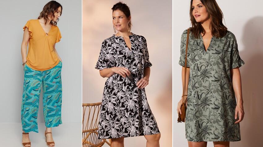 Mode + 50 ans : comment s'habiller quand il fait très chaud ?