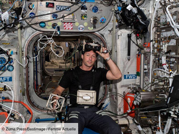 Thomas Pesquet dans l'ISS : l'astronaute s'ennuie, ses fans le soutiennent