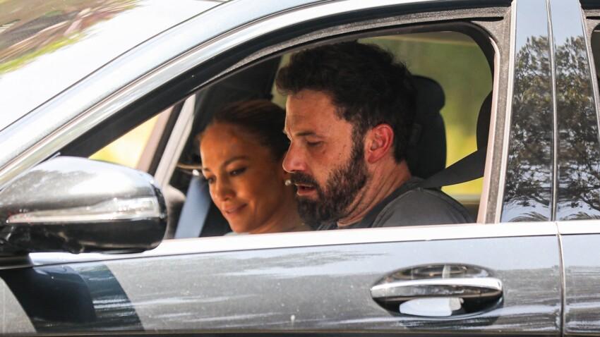 Jennifer Lopez et Ben Affleck, à nouveau en couple, officialisent dans le sud de la France