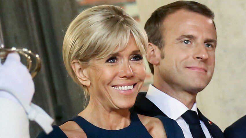 Brigitte Macron : ces sept personnes qui travaillent pour elle à temps plein à l'Élysée