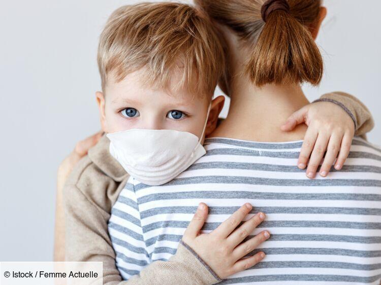 PIMS : les conseils des autorités sanitaires pour repérer cette complication liée au Covid-19 chez les enfants