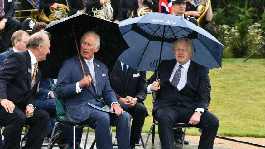 Le prince Charles gêné par Boris Johnson, la vidéo fait rire les internautes