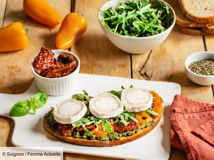 Quiche, salade, sandwich : 3 délicieuses recettes au chèvre à déguster cet été