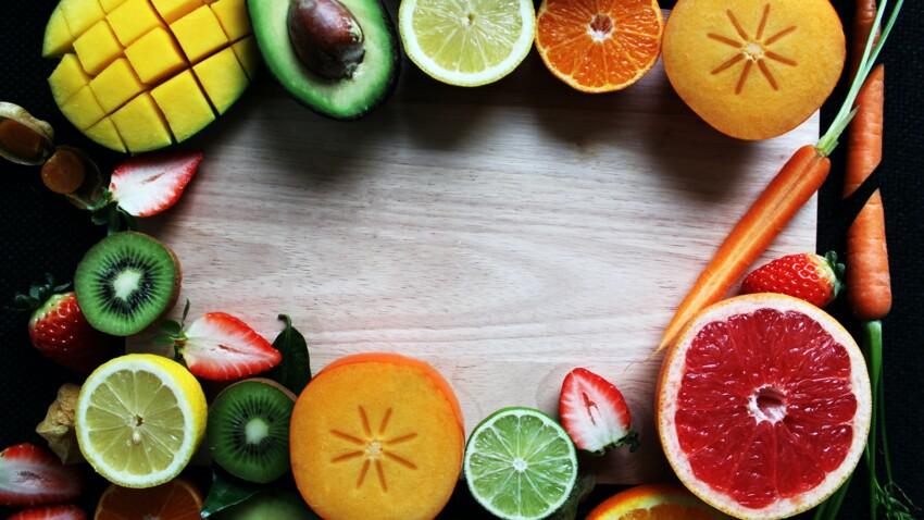 Vitamine C naturelle : la liste des aliments qui en contiennent le plus