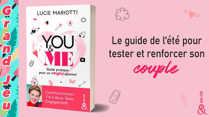 "20 guides ""You & Me"" de Lucie Mariotti à gagner"