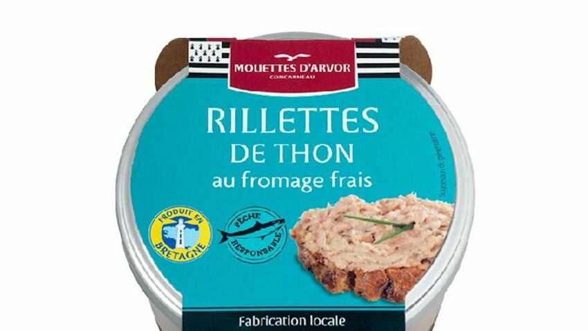 Rappel produit : des rillettes de thon retirées de la vente chez Leclerc, Cora, Auchan et Carrefour