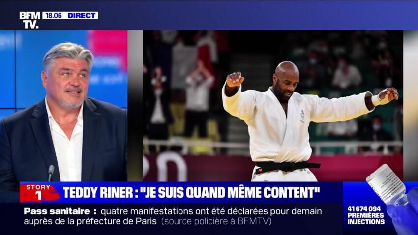 Teddy Riner déçu après sa médaille de bronze aux JO de Tokyo ? L'avis de David Douillet
