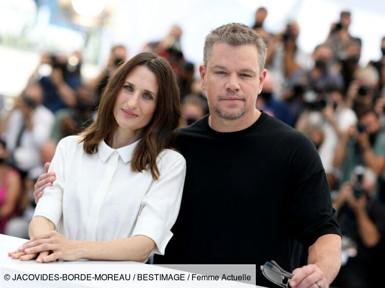 """Camille Cottin et Matt Damon (""""Stillwater"""") : pourquoi leur film révolte la femme qui l'a inspiré"""