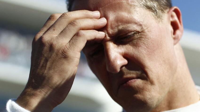 Michael Schumacher : un objet symbolique de sa carrière détruit