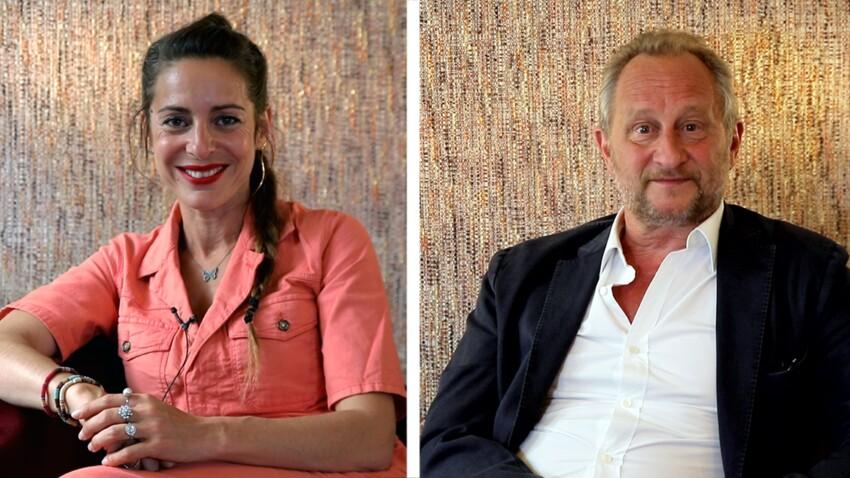 Audrey Dana et Benoît Poelvoorde dévoilent leur plus gros mensonge