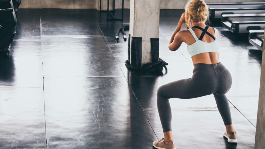 Renforcement musculaire : 5 exercices pour tonifier ses fesses