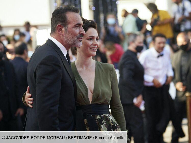 Jean Dujardin et Nathalie Péchalat : retour sur leur histoire d'amour