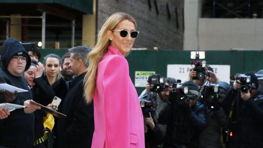Céline Dion : elle partage des clichés d'elle plus jeune à l'occasion de ses 40 ans de carrière