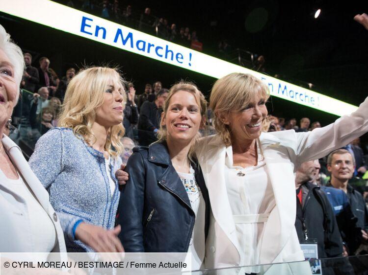 """Brigitte Macron : sa fille Tiphaine Auzière se félicite d'avoir """"sauvé des emplois"""""""