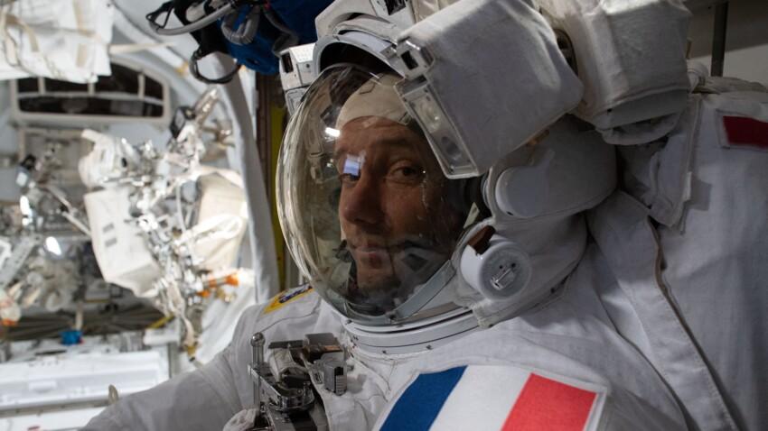 Thomas Pesquet lance un cri d'alarme depuis la Station spatiale internationale